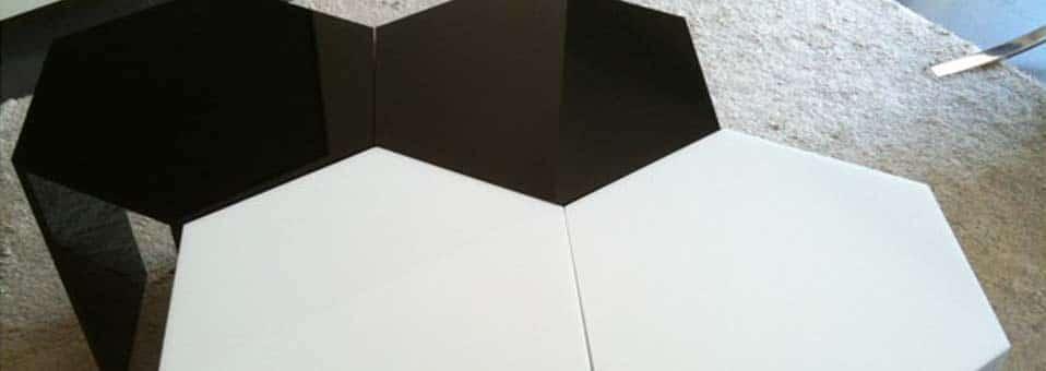 Table basse modulable acrylique blog d co tendency for Table basse en acrylique ikea