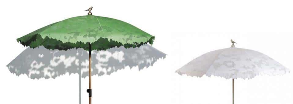 Shadylace parasol Chris Kabel