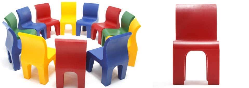 Bronto Chair chaise enfant Richard Hutten