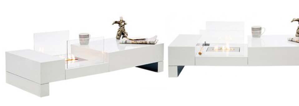 Assez Merveilleux Table Basse Cheminee #12: Feu De Cheminée Pour Table  CX18