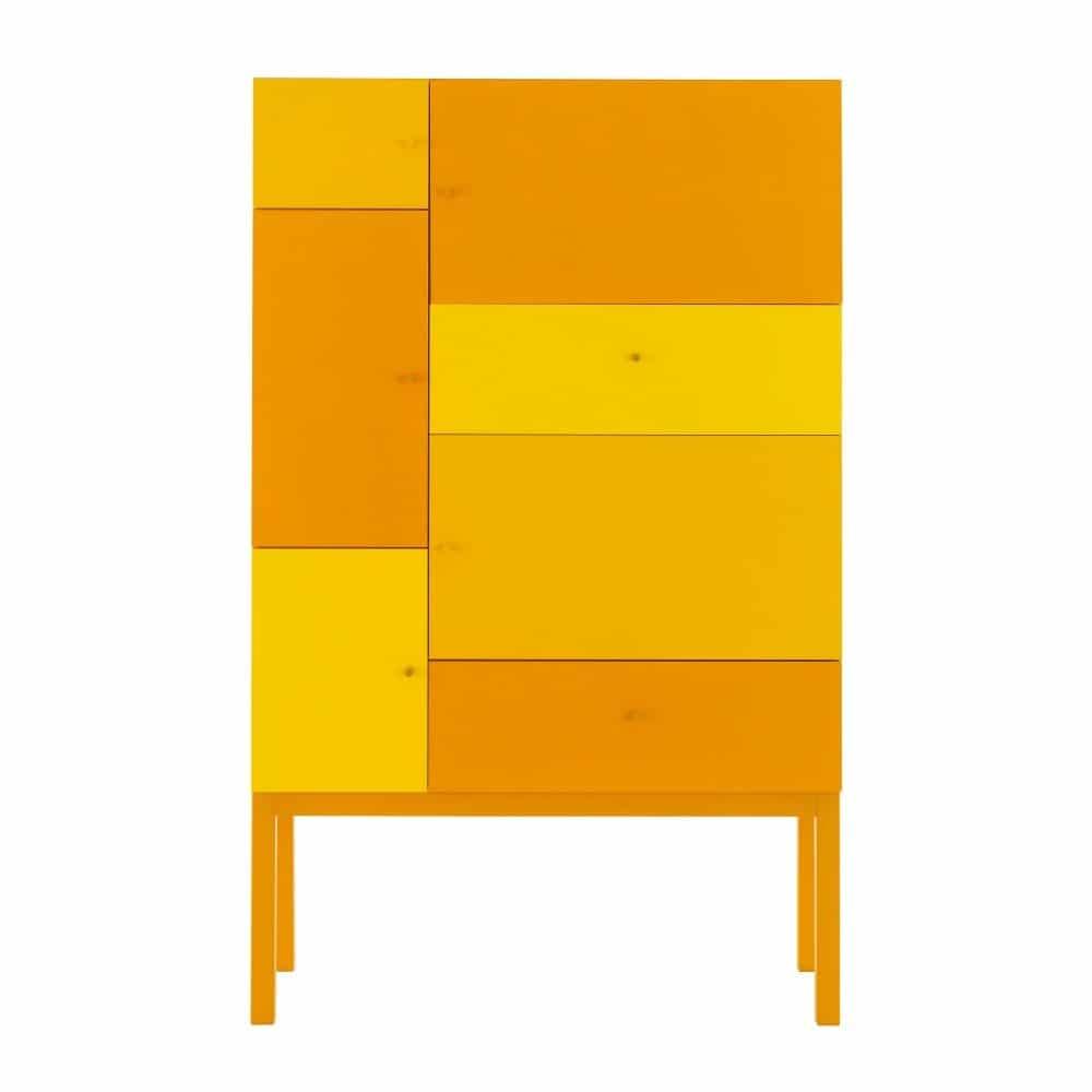 fly 2013 colore un bahut pop et pratique deco tendency. Black Bedroom Furniture Sets. Home Design Ideas