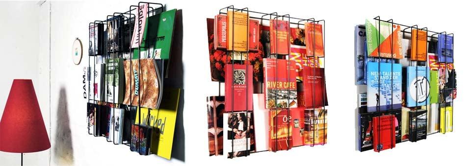 Cover Boy étagère murale designer Alex Valder