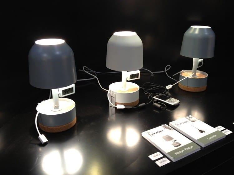 Réveil design -Lalampe réveilHodge-Podgeby Arik Levy