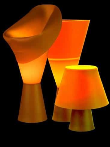 numen la lampe modulable by hui lin li deco tendency. Black Bedroom Furniture Sets. Home Design Ideas