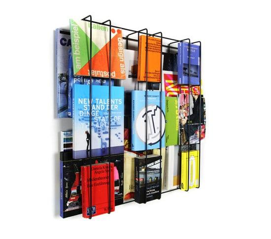 Étagères design - L'étagère murale Cover Boy d'Alex Valder