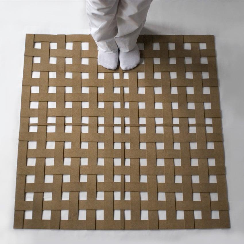 Le tapis de liège by Britta Teleman