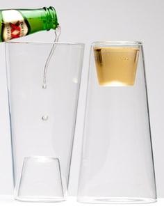 verre biere design