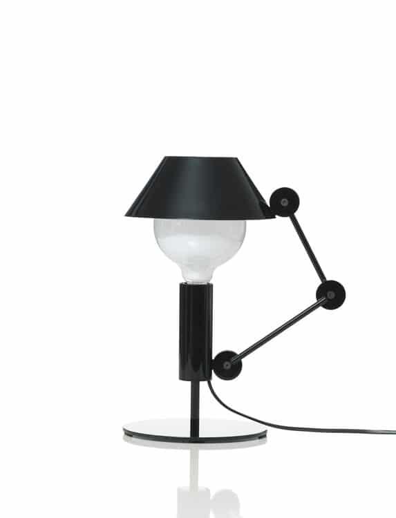 Light short lampe de table Javier Mariscal