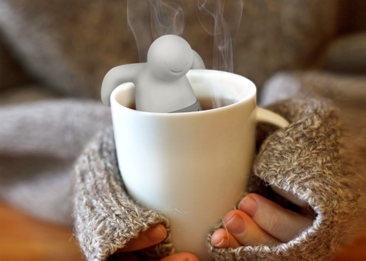Mister Tea - L'infuseur à thé by Fred & Friends