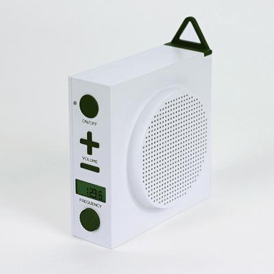 Maizy radio rechargeable Lexon