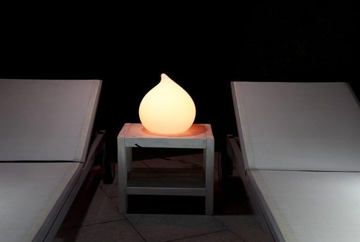 Lampes design -La goutte d'eau lumineuseImagilights