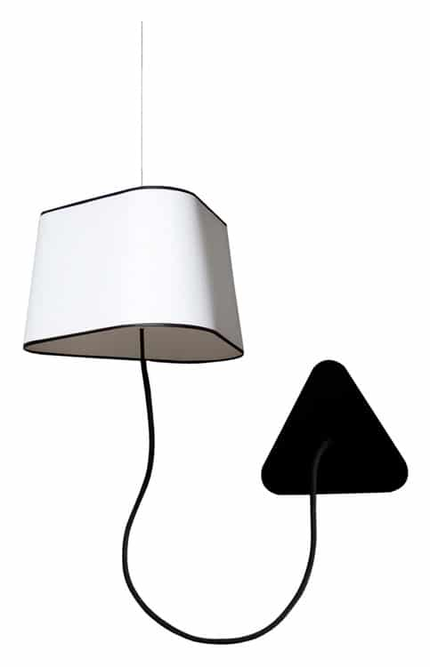 applique suspendue petit nuage by herv langlais. Black Bedroom Furniture Sets. Home Design Ideas