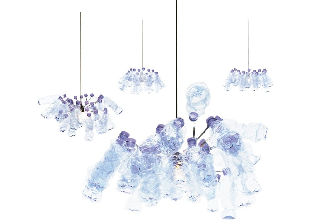PET Light 33 lustre recycle bouteilles walking things