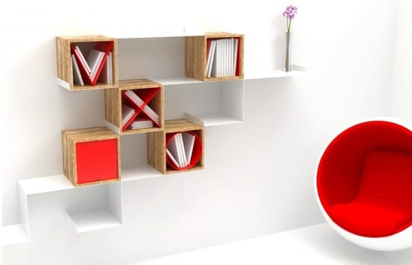 étagère design Marileme