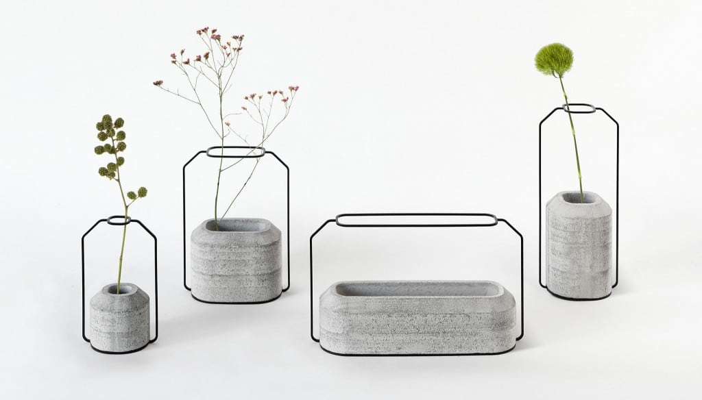 Vase Déco -Le vase Weight by Decha Archjananun