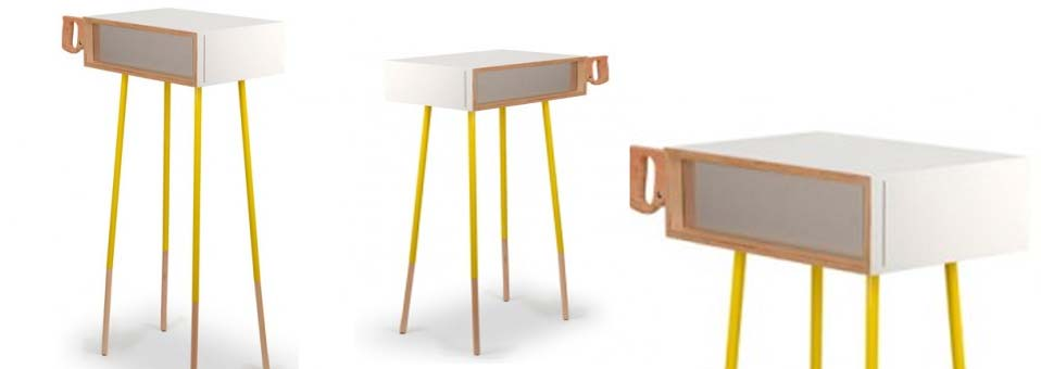 Console marion by artik project blog d co tendency - Tour de magie la femme coupee en deux ...