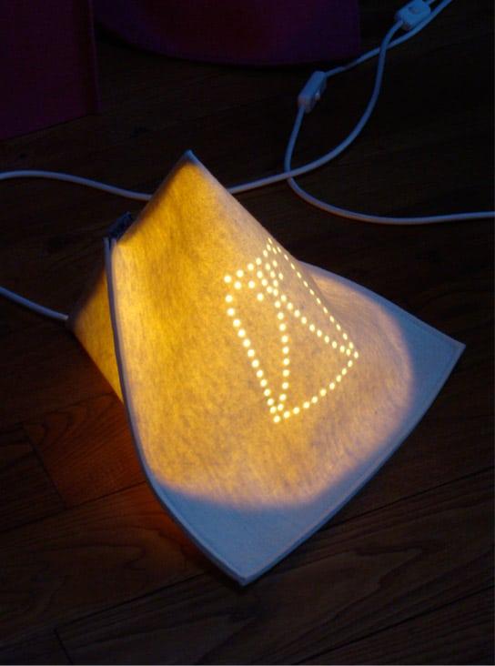 lampe écologique enfant Victor