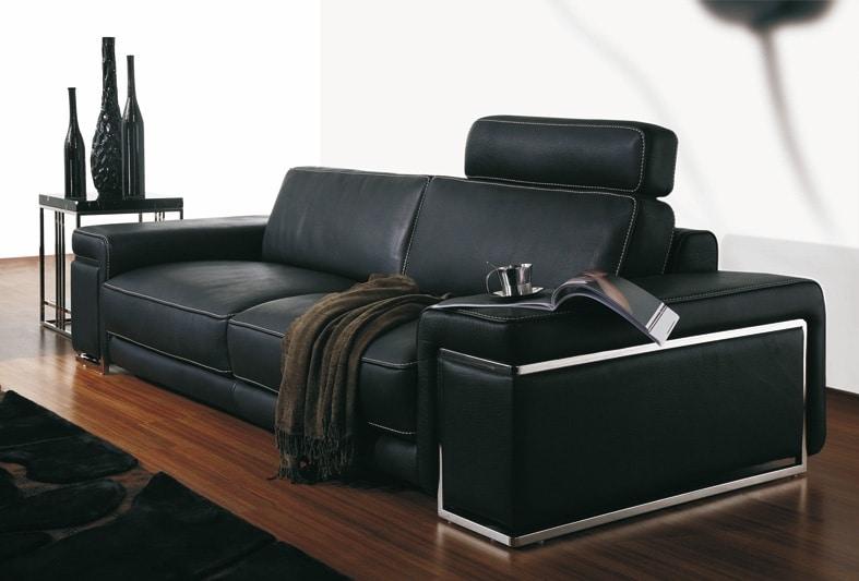 Canap show a la d couverte de cette boutique deco - Canape relaxation cuir electrique ...