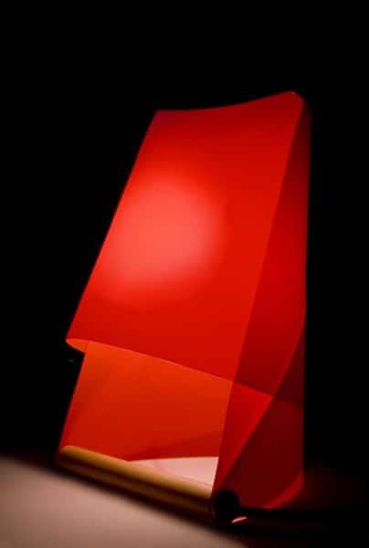 lampe FUROSHIKI