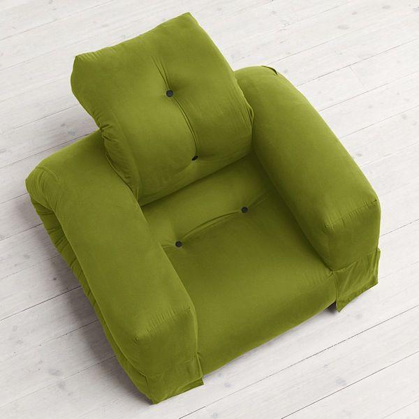 Baby hippo un fauteuil hyper malin qui se transforme en lit - Fauteuil qui fait lit ...