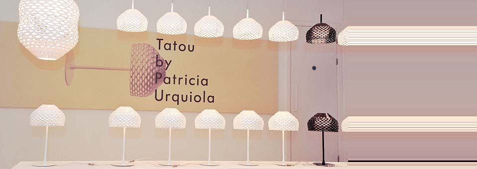 Tatou suspension Patricia Urquiola