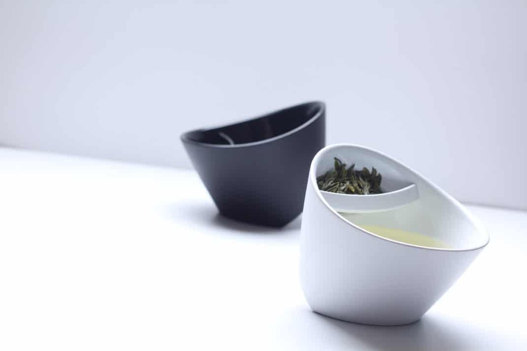 Tasses design - Latasse à théTeacup de Laura Bougdanos et Vesa Jääskö