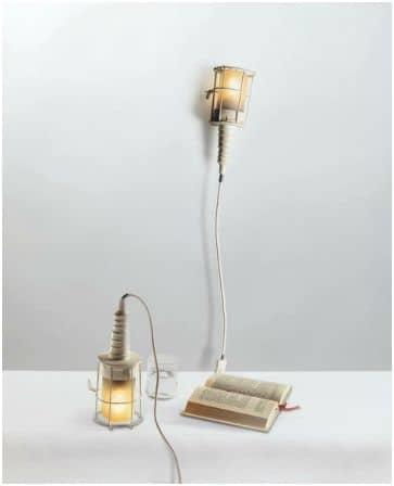 ubiqua la lampe industrielle accrocher deco tendency. Black Bedroom Furniture Sets. Home Design Ideas
