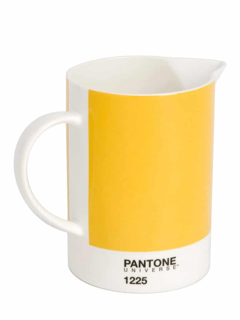 Mugs Pantone et tasses à café Pantone au petit déjeuner