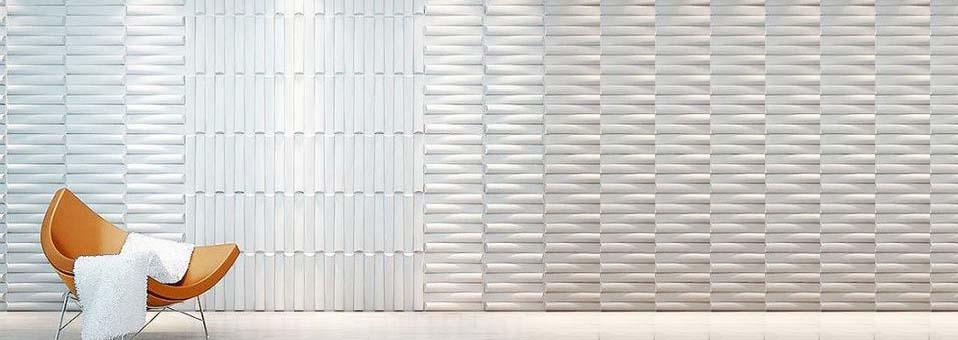 WallFlat revêtements 3D design déco