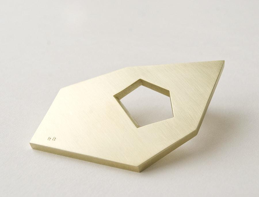 Décapsuleurs design : LedécapsuleurPenta-Hex by Bec Brittain
