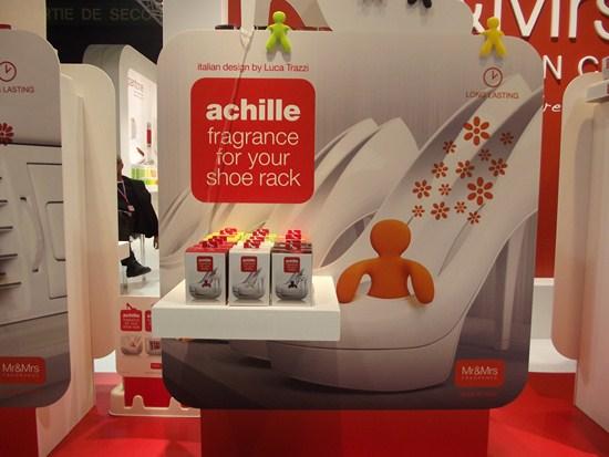 diffuseurs parfums Achille MR&MRS