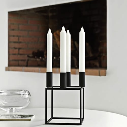 kubus 4 le chandelier by mogens lassen deco tendency. Black Bedroom Furniture Sets. Home Design Ideas