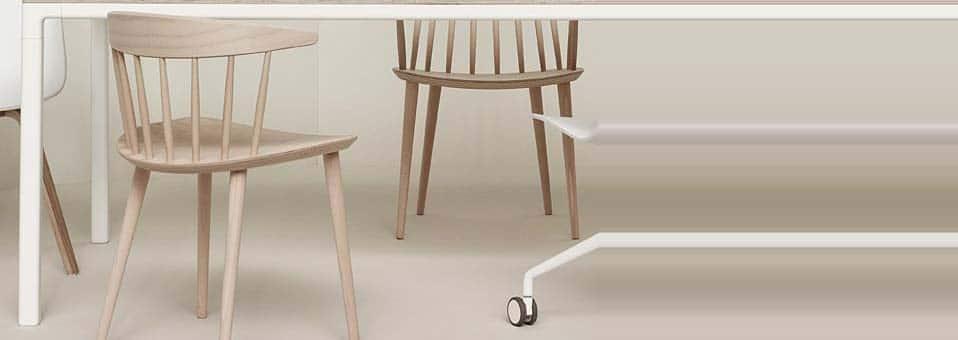J104 chaise Jorgen Baekmark