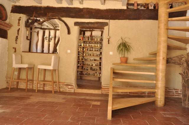 hepoc votre maison en terre crue deco tendency. Black Bedroom Furniture Sets. Home Design Ideas