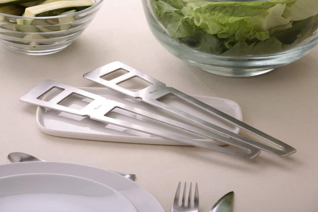 Couverts design- Les couverts à salade Amuze by Mattias Mikaelsson