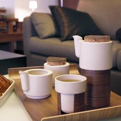 set à thé Warm