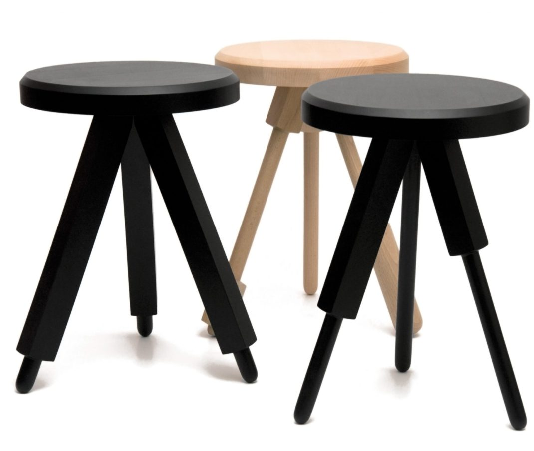 milk stool le tabouret by alissia melka teichroew. Black Bedroom Furniture Sets. Home Design Ideas