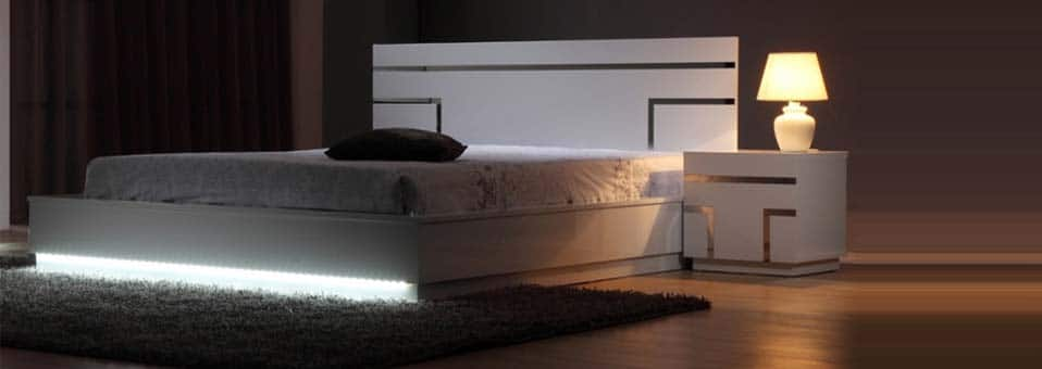 lit lumineux luminescence le blog deco tendency. Black Bedroom Furniture Sets. Home Design Ideas