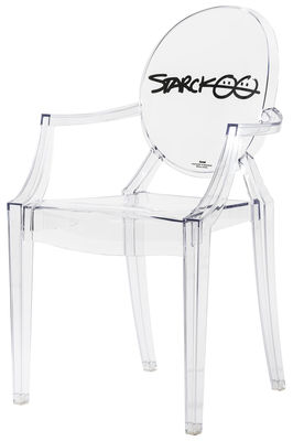 fauteuil Louis Ghost édition collector 10 ans