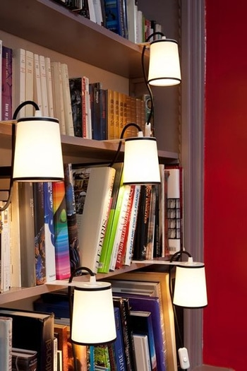 lightbook la lampe de biblioth que by herv langlais. Black Bedroom Furniture Sets. Home Design Ideas