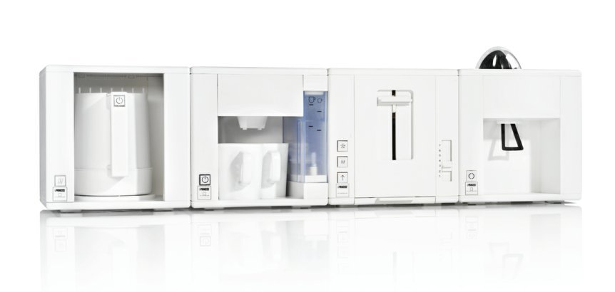 Compact4All électroménagé compact moderne