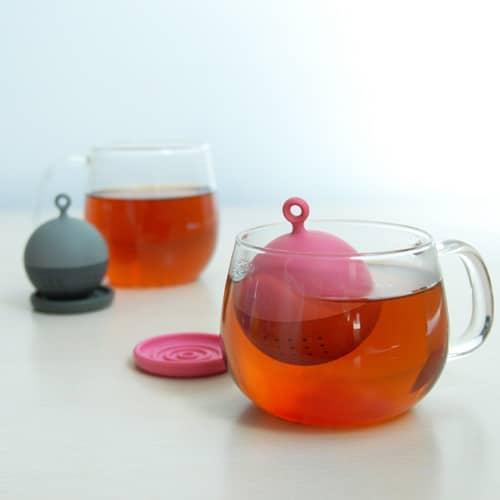 boule à thé flottante Kinto