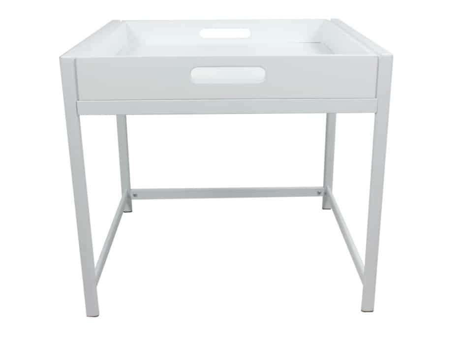 Tables basses originales - Latable basse à plateau amovible Porthos 1