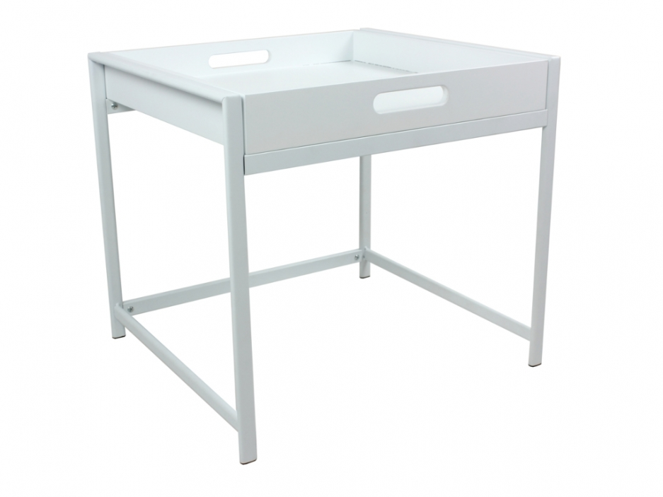 Table basse plateau amovible pas ch re porthos - Table basse industrielle pas chere ...
