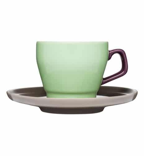 Petit déjeuner design les tasses Pop de Ann-Carin Viktorsson 1