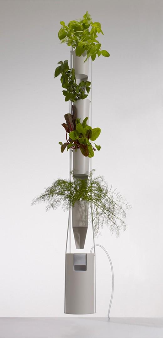 Windowfarm plantation verticale d'intérieur