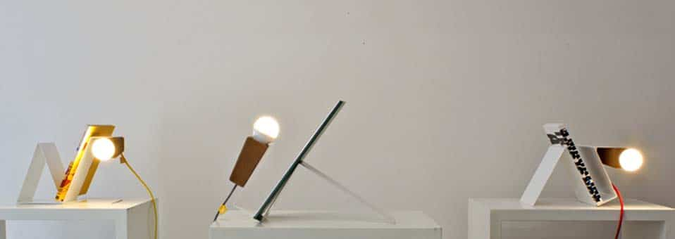 Glint lampe Filipa Mendes Gustavo Macedo