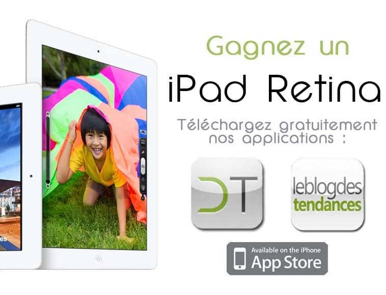 Application ipad Deco Tendency