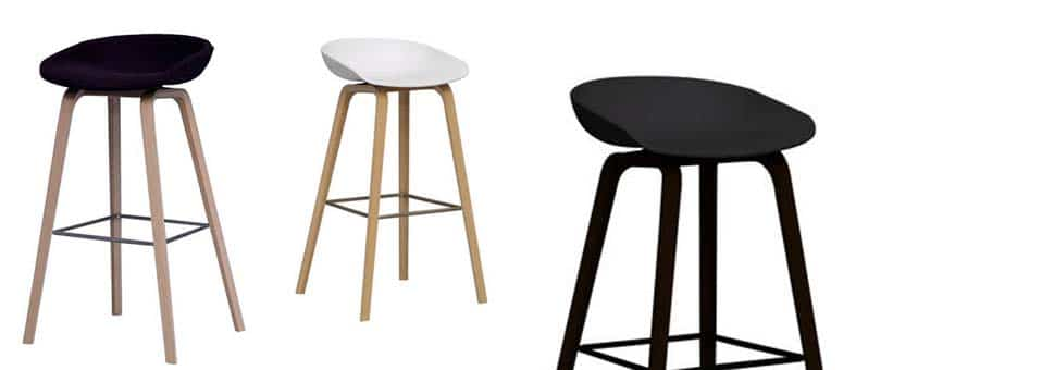 About a stool tabouret Hee Welling