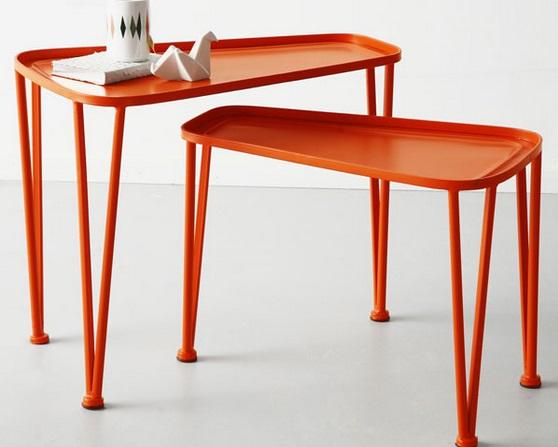 tables gigognes Becquet
